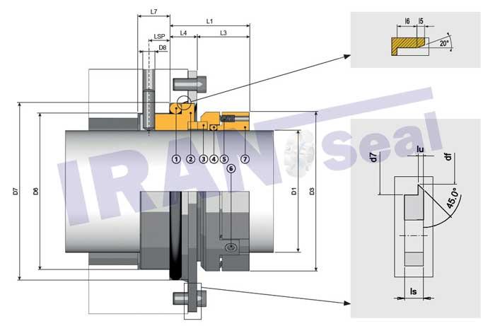 نقشه-فنی-مکانیکال-سیل-umbra
